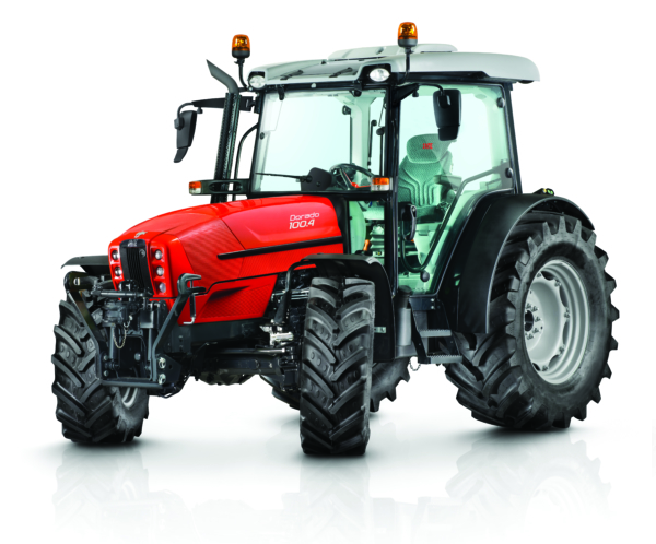 Traktor rot Same