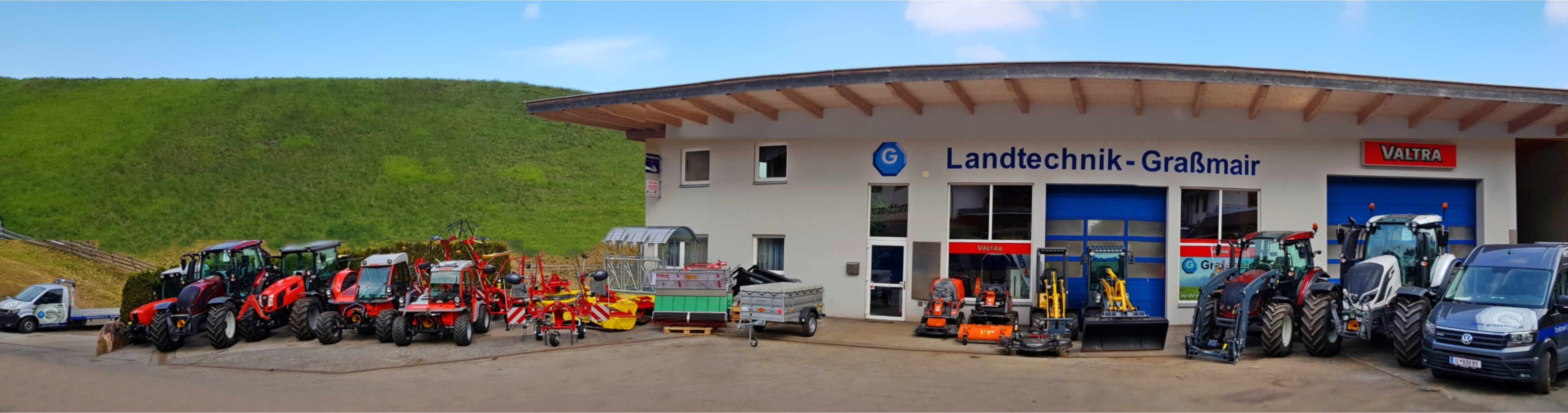 Graßmair Landtechnik-Schlosserei in Rinn